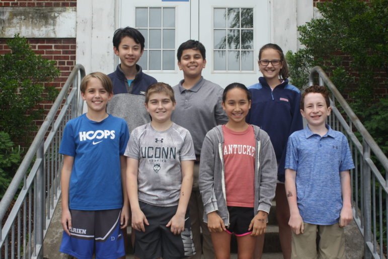 Middlesex sixth graders CTY Advanced Level courses