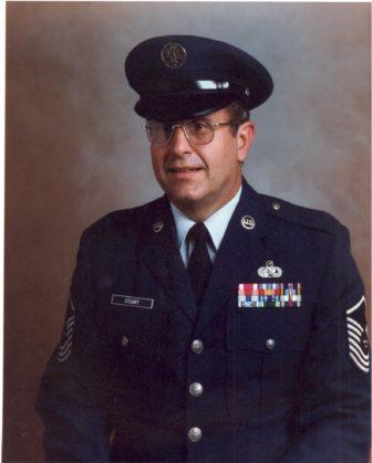 John Stuart obit Air Force