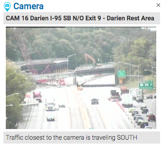 Traffic cam bridge at Exit 9