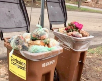 Compost material