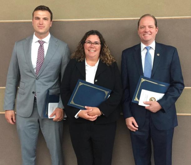 P.D. Detective Elizabeth DiIorio award 2019
