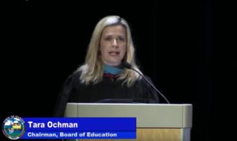 Tara Ochman DHS graduation 2019