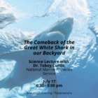 Great White Shark lecture