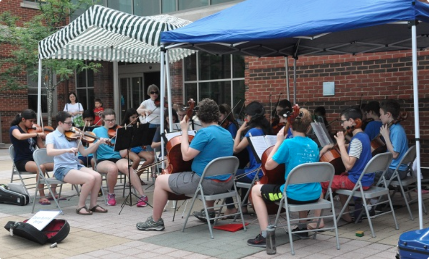 Darien High School Summer Strings Program