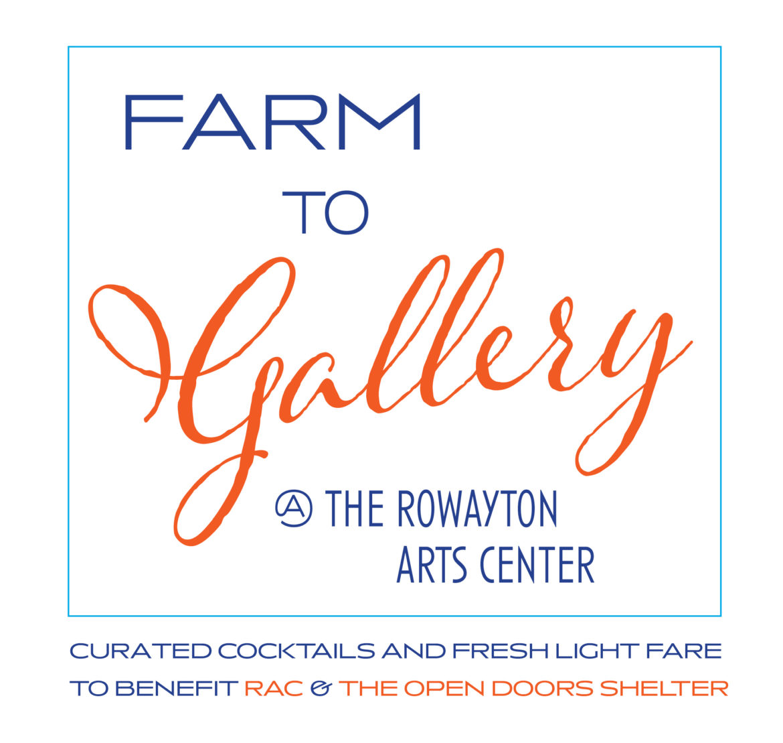 Farm to Gallery event Rowayton Arts Center