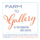 Farm to Gallery event Rowayton Arts Center