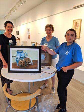Focus Under 40 Receiving at Rowayton Arts Center