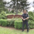 SRO Stuart Schwengerer Middlesex Middle School SRO