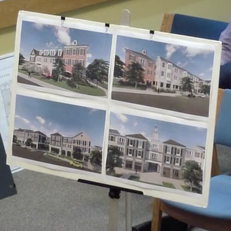 Noroton Heights Shopping Center renderings