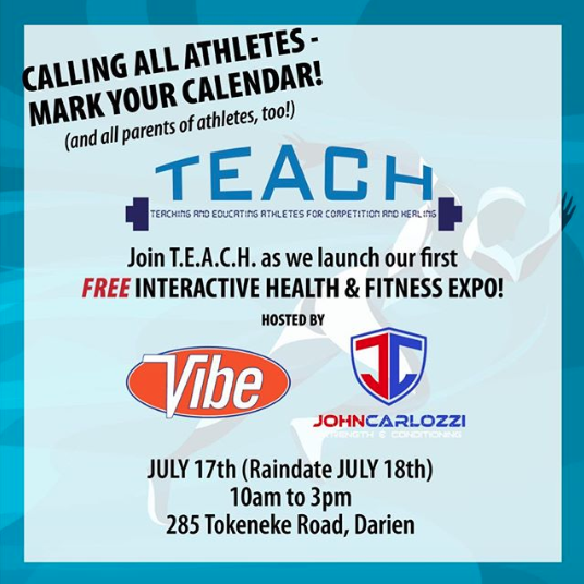 Free health expo 2019