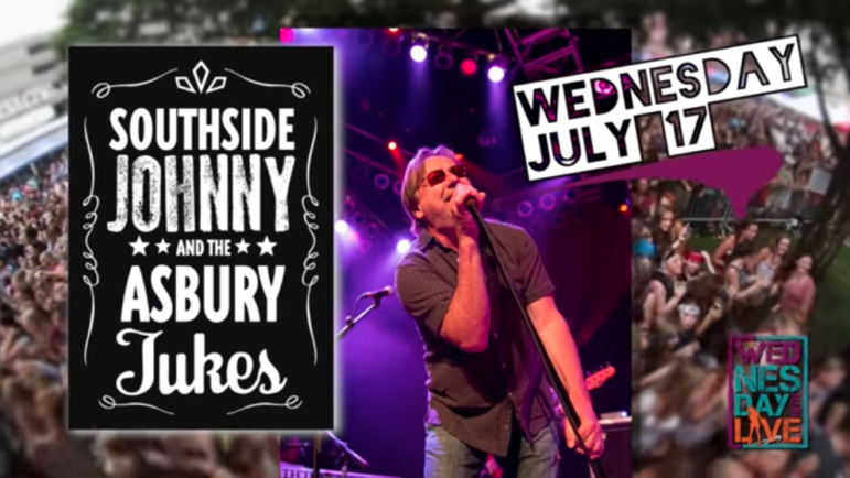 Southside Johnny and the Asbury Jukes Wednesday Nite Live 2019