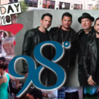 98 Degrees Alive@Five