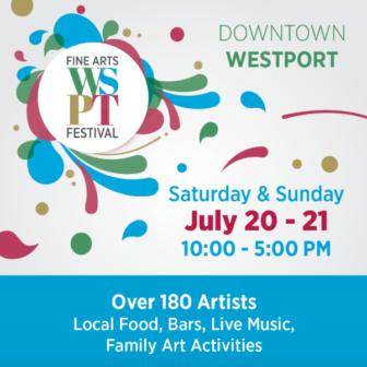 Info on Westport Fine Arts Festival