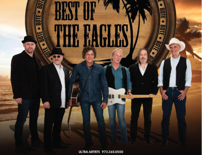 Best of the Eagles band publicity photo