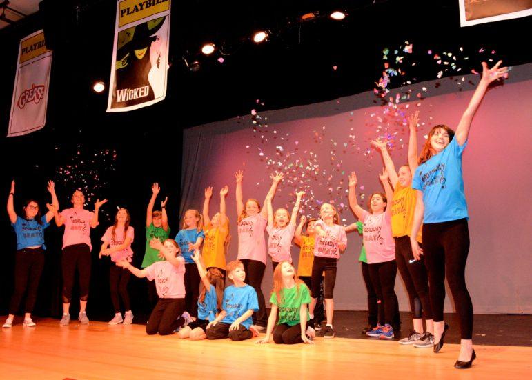 Darien Arts Center kids production