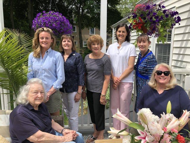 Goodwife's River Chapter DAR Executive Committee