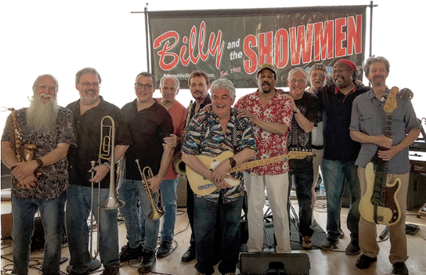 Billy & the Showmen publicity photo
