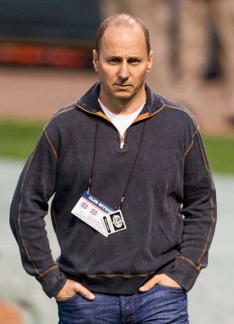Brian Cashman Yankees General Manager