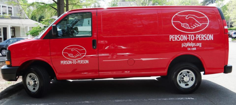 Person-to-Person van