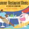 Stamford Restaurant Weeks third publicity image