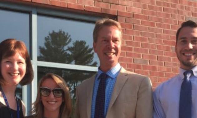 Dean Ketchum Royle School Principal in 2017 wide horizontal