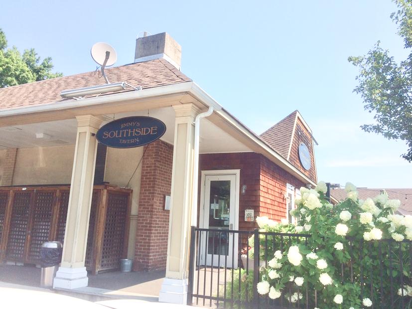 Main Entrance Jimmy's Southside Tavern