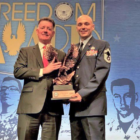 Freedom Award Eversource 2009