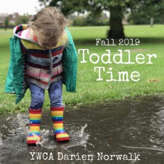 YWCA of Darien Norwalk toddler time 2019