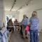 Rowayton Art Center Receiving Art for Exhibit