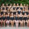 Blue Wave DHS Girls Varsity Swim and Dive Team 2019