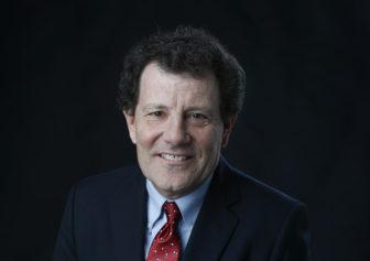 Publicity photo Nicholas Kristof