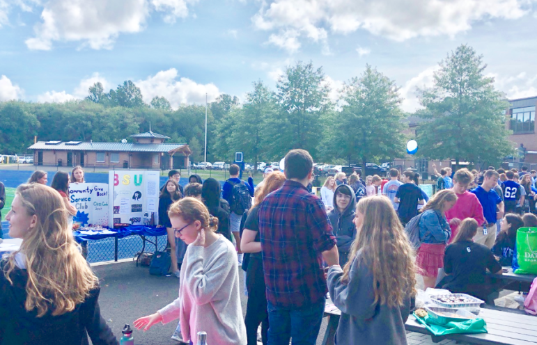 DHS Club and Activities Fair 2019