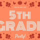 Fifth Grade Party Darien Depot Oct 22 2019