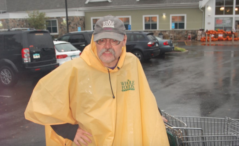 wide Charlie Sherman at Whole Foods