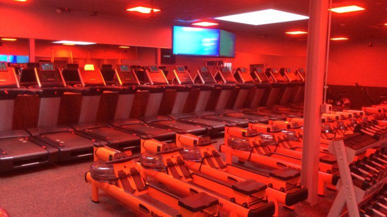 Rowing machines Orangetheory