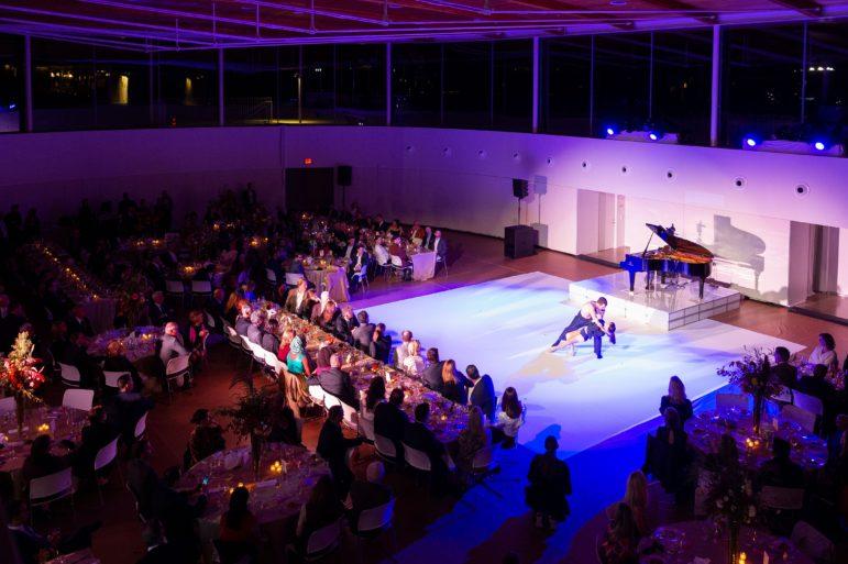 Parisa Khobdeh Dance and Paul Taylor American modern Grace Farms