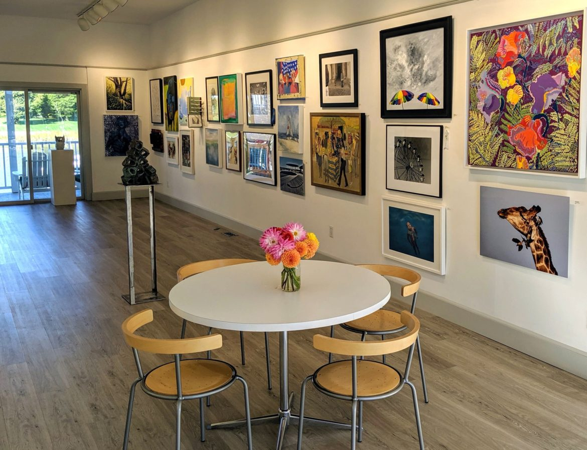 Artists Talk Autumn Juried Show Rowayton Arts Center 2019