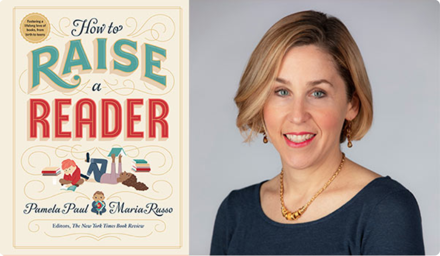 How to Raise A Reader book and author