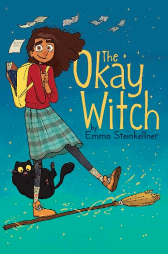 Book cover The Okay Witch