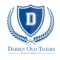 Darien Old Timers Athletic Association Logo Wide for Facebook Twitter