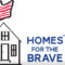 Homes for the Brave Square Logo
