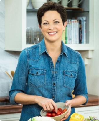 Ellie Krieger cookbook author tv show host
