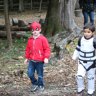 Kids costumes Halloween Hoot and Howl Darien Nature Center