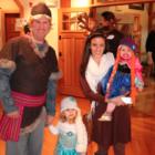 Halloween Hoot and Howl family