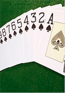 Playing cards bridge class DCA Oct 2019