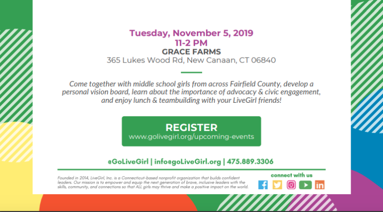 Live Girl election summit middle schoolers November 2019 bottom