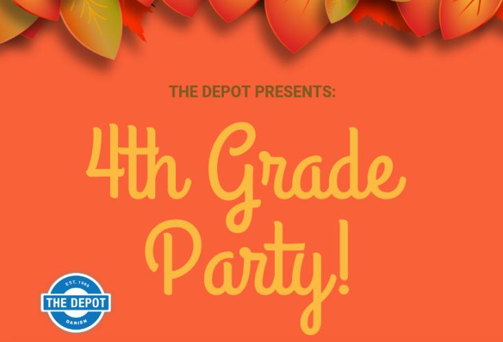 Darien Depot horizontal 4th grade party