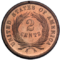 Letter to the Editor coin USA 2 CENTS