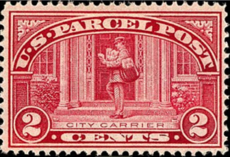 Letter to the Editor 2 cents Parcel Post