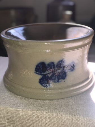 Spittoon Shards of History Exhibit Darien Historical Society